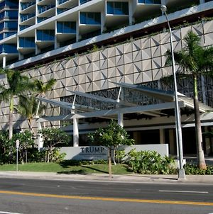 Jet Luxury At The Trump Waikiki photos Exterior