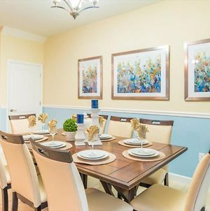 Budget Getaway - Champions Gate Resort - Feature Packed Contemporary 9 Beds 5 Baths Townhome - 7 Miles To Disney photos Exterior