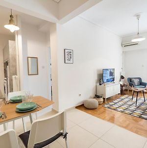 1 Km From The Acropolis 1 Bedroom Apt Netflix And Washing Machine photos Exterior