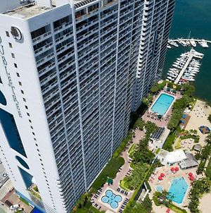 The Grand Downtown Miami Luxury Two Bedroom Direct Bayfront Free Parking photos Exterior