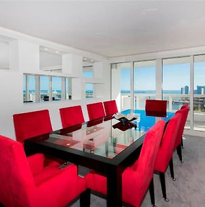Downtown Miami 4055 Monthly Rental Luxury 5Br Waterfront Condo Free Valet Parking photos Exterior