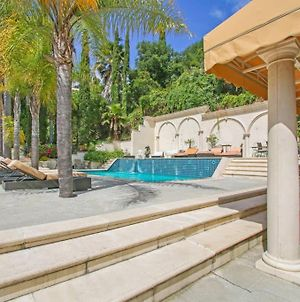 Mediterranean Oasis In The Hollywood Hills photos Exterior