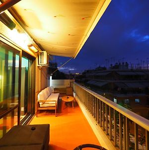 Sophia'S Penthouse Apartment With Acropolis View From Big Terrace photos Exterior
