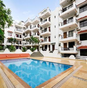 Apartment With A Pool In Vagator Goa By Guesthouser 60500 photos Exterior