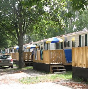 Happy Camp Mobile Homes In Camping Village Aranypart photos Exterior