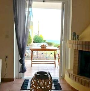 House With One Bedroom In Theologos With Wonderful Sea View And Enclosed Garden 500 M From The Beach photos Exterior