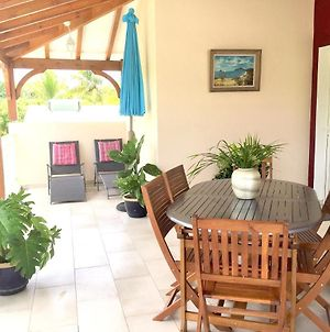 Villa With 2 Bedrooms In Saint Francois With Private Pool Enclosed Garden And Wifi photos Exterior