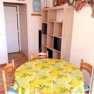 Studio In Agde, With Wonderful City View, Terrace And Wifi - 150 M From The Beach photos Exterior