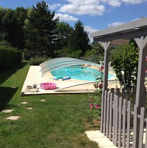 Studio In Saint Jean D'Angely With Private Pool Enclosed Garden And Wifi 40 Km From The Beach photos Exterior