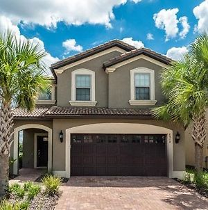 Stunning 6 Bedroom 5 Bath Windsor At Westside Resort Pool Home photos Exterior