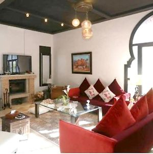Villa With 4 Bedrooms In Marrakech With Private Pool Terrace And Wifi photos Exterior
