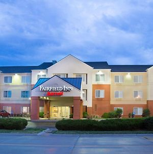 Fairfield Inn By Marriott Hays photos Exterior
