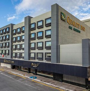 Quality Inn Chihuahua San Francisco photos Exterior
