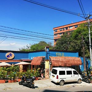 Yolo Hostel Medellin photos Exterior