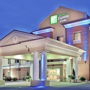 Holiday Inn Express Hotel & Suites Urbana-Champaign-U Of I Area, An Ihg Hotel photos Exterior