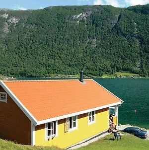 Three-Bedroom Holiday Home In Slinde 2 photos Exterior