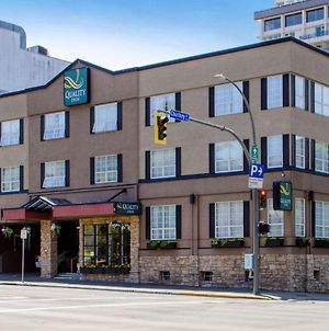 Quality Inn Downtown Inner Harbour photos Exterior