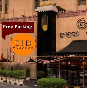 Inn & Go Kuwait Plaza Hotel photos Exterior
