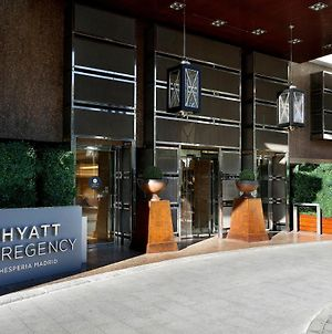 Hyatt Regency Hesperia Madrid photos Exterior