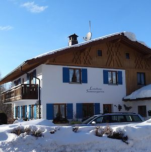 Holiday In The Ammergau Alps - Garden, Right By The Lake photos Exterior