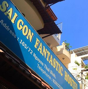 Saigon Fantastic Hostel photos Exterior