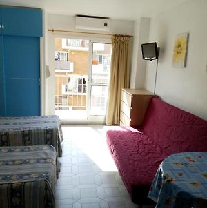 Studio In Benalmadena With Wonderful Sea View Shared Pool And Furnished Balcony 500 M From The Beach photos Exterior