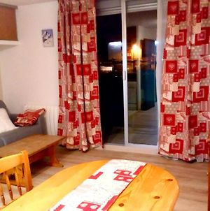 Studio In Les Deux Alpes With Wonderful Mountain View And Balcony 50 M From The Slopes photos Exterior