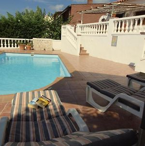 Caules Villa Sleeps 6 Pool Wifi photos Exterior