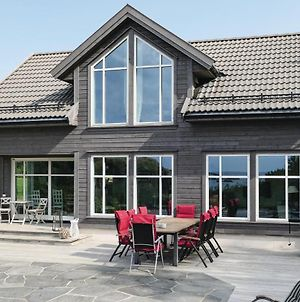 Five-Bedroom Holiday Home In Farsund photos Exterior
