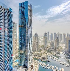 R&H - Stunning 2Br In The Twisted Cayan Tower, Close To Beach photos Exterior