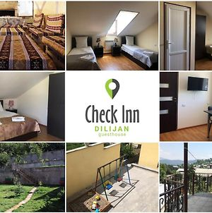 Check Inn Dilijan photos Exterior