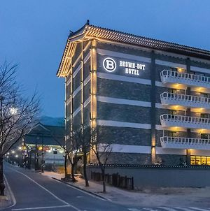 Brown Dot Hotel Gyeongju photos Exterior