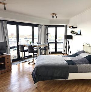 Cosy, Modern Studio With An Awesome View Of Ostend photos Exterior
