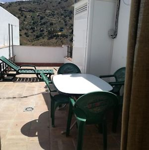 Apartment With 2 Bedrooms In Torrox With Wonderful Mountain View Furnished Terrace And Wifi 4 Km From The Beach photos Exterior