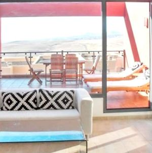 House With 3 Bedrooms In Antigua, With Wonderful Sea View, Shared Pool, Furnished Terrace - 3 Km From The Beach photos Exterior