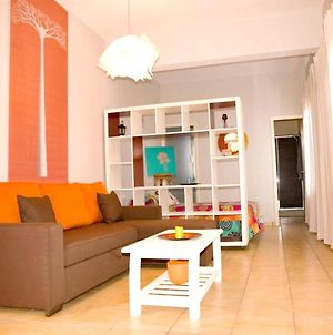 Studio In Bajamar, With Wonderful Mountain View, Enclosed Garden And Wifi photos Exterior