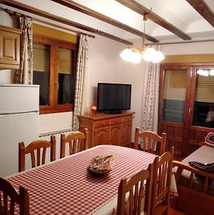 Apartment With 2 Bedrooms In Guadalaviar With Wonderful Mountain View Terrace And Wifi photos Exterior