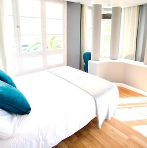 Studio In Las Palmas De Gran Canaria With Wonderful City View Terrace And Wifi 300 M From The Beach photos Exterior