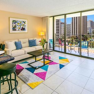 Beautiful 9Th Floor Condo With Pool And Ocean View, Parking & Wifi photos Exterior