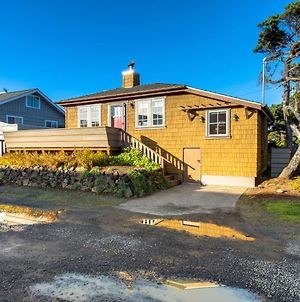 Breakers Beach Cottage - 2 Bed 1 Bath Vacation Home In Neskowin photos Exterior