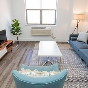 Modern 1Br W/Gym - 5Min Walk To Hoboken Terminal photos Exterior
