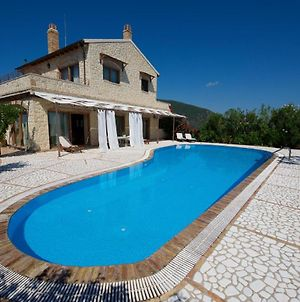 Chalikounas Villa Sleeps 8 Pool Air Con Wifi photos Exterior
