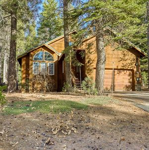 Comfortable And Cozy Tahoe Donner Home photos Exterior