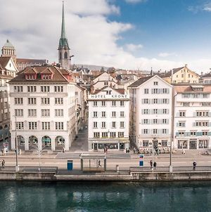 Pop Up Hotel Krone Zurich photos Exterior