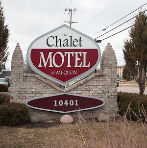 The Chalet Motel Of Mequon photos Exterior