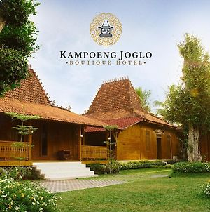 Kampoeng Joglo Boutique Hotel photos Exterior
