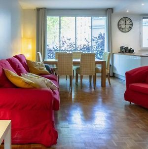 Paris City - Spacious 3 Bedroom Flat For Families -3 Minutes From Metro Station photos Exterior