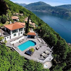 Luxury Villa With Panoramic View In Lugano photos Exterior