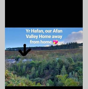 Afan Valley Holiday Home Mountain Biking & Hiking - Yr Hafan photos Exterior