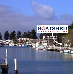 The Boatshed Waterfront B&B photos Exterior